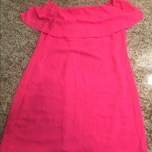 NWT Charles Henry Off the Shoulder Dress